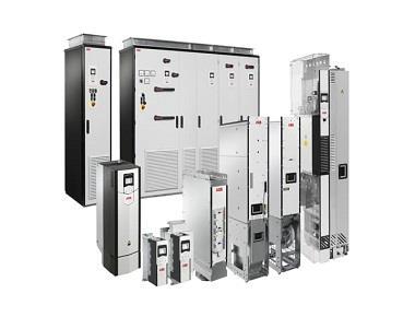 ABB变频器 ACS880工业传动变频器