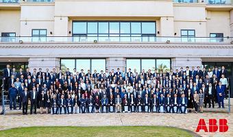 东华科技参加2021年ABB中国运动控制重点渠道伙伴总经理会